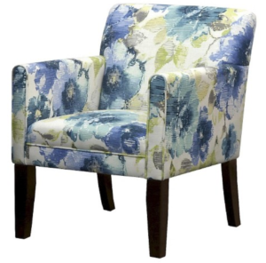 Target Threshold Watermark Floral Chair