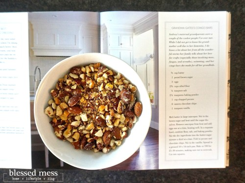 Mixed Nuts and Recipe
