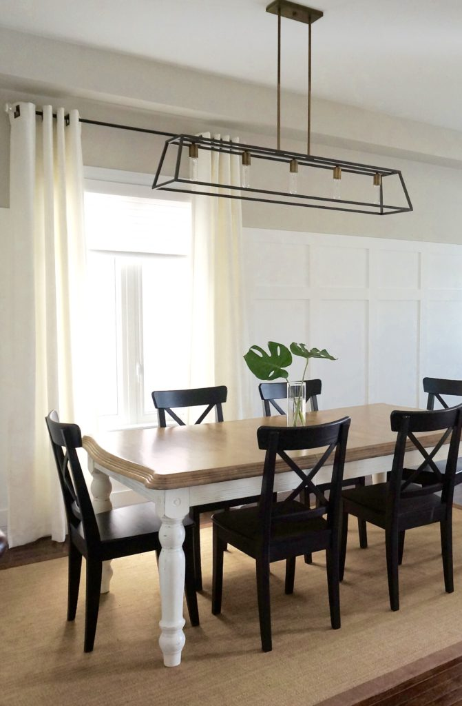 Simple Summer Dining Room 2