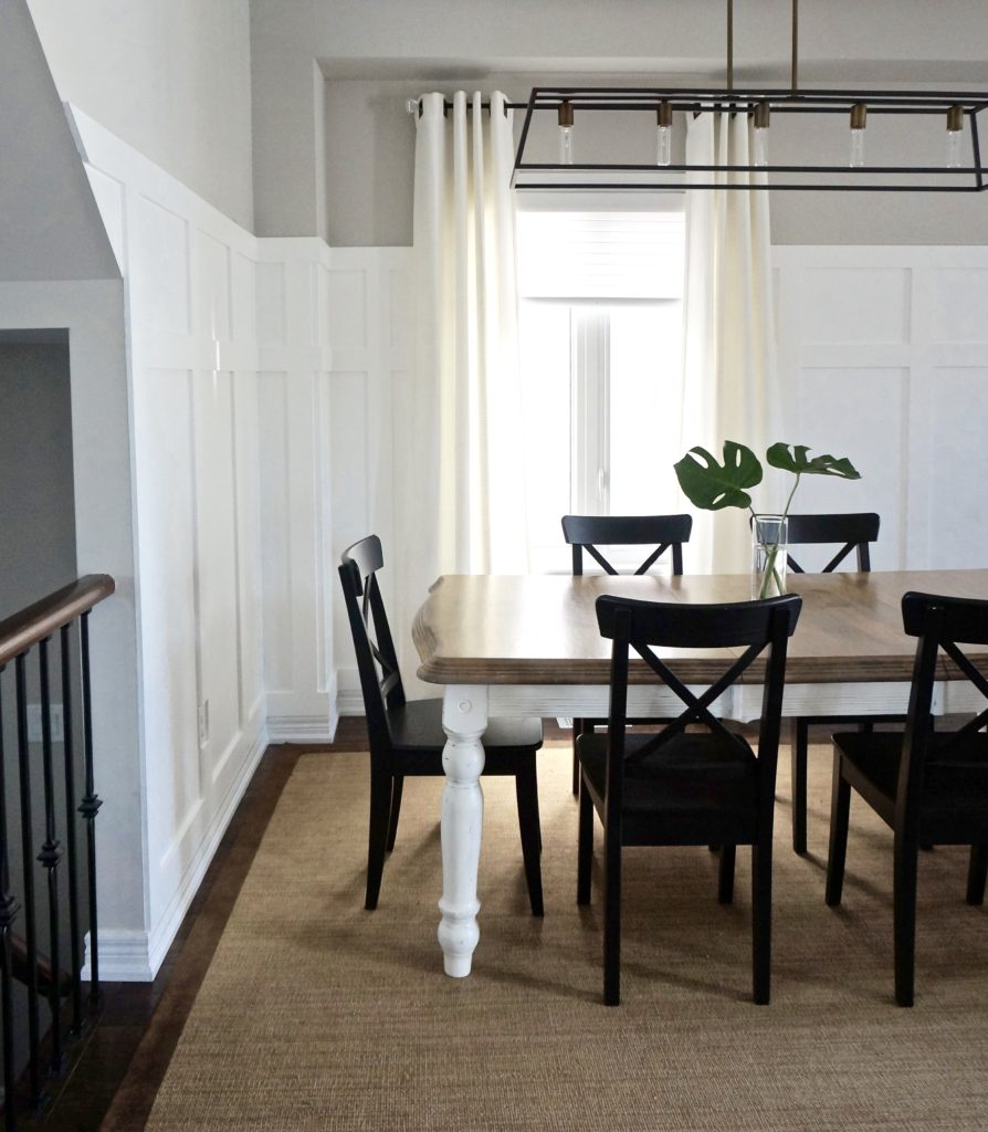 Simple Summer Dining Room 3