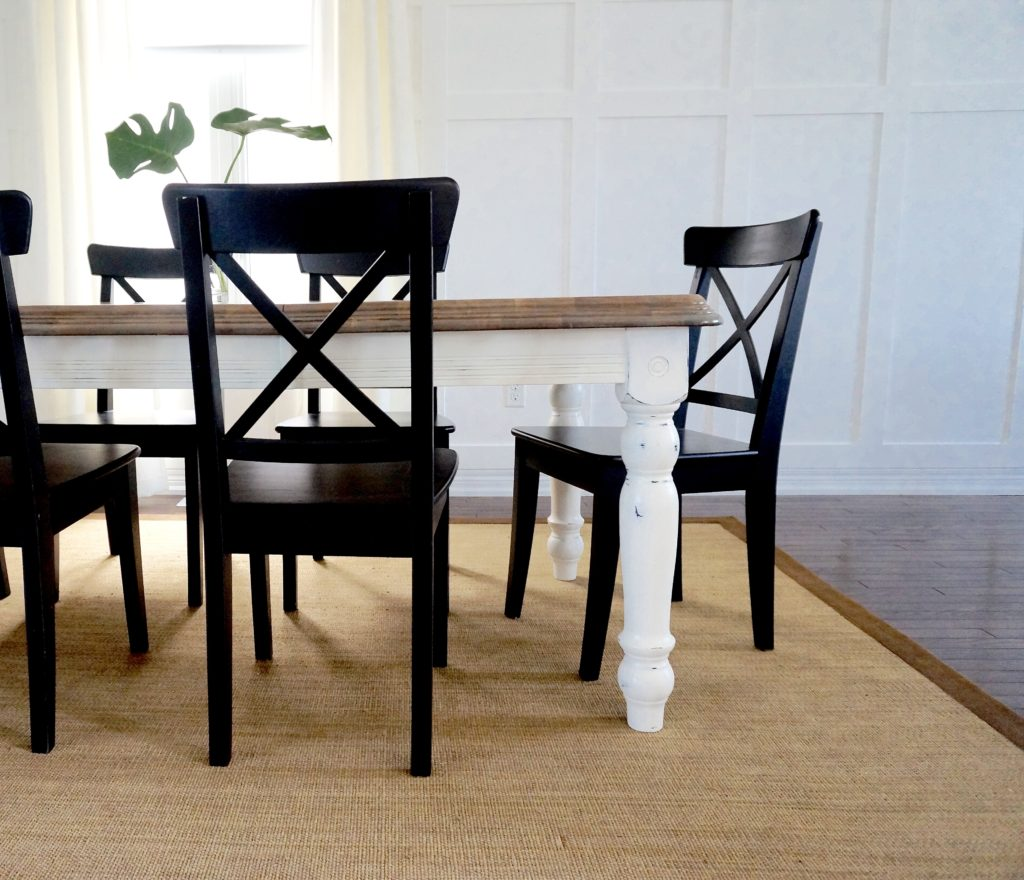 Simple Summer Dining Room 4
