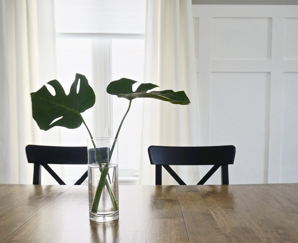 Simple Summer Dining Room 5