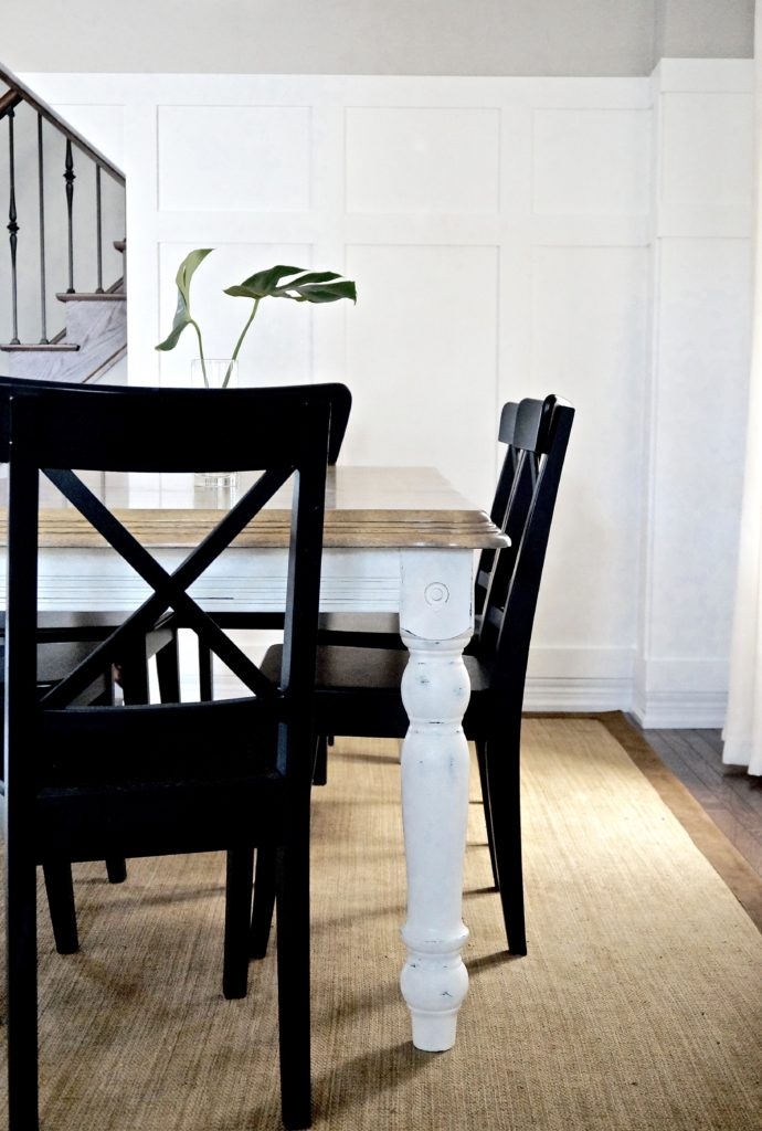 Simple Summer Dining Room 8