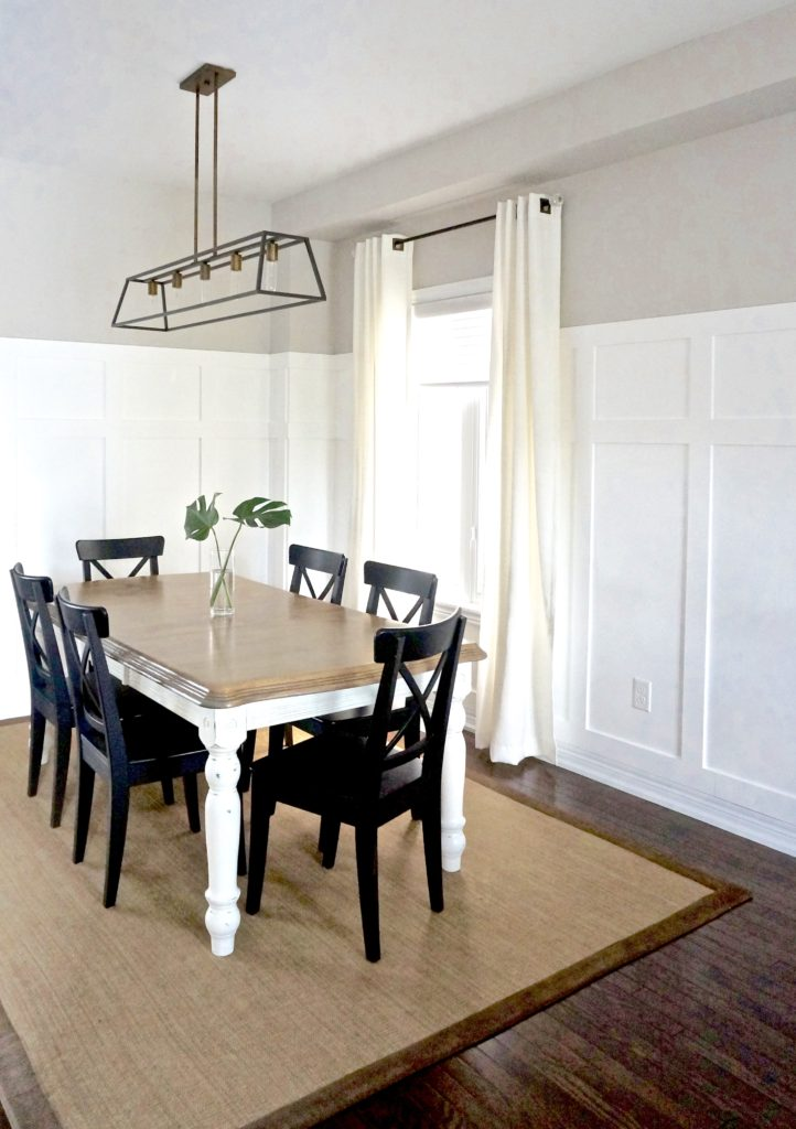 Simple Summer Dining Room 10