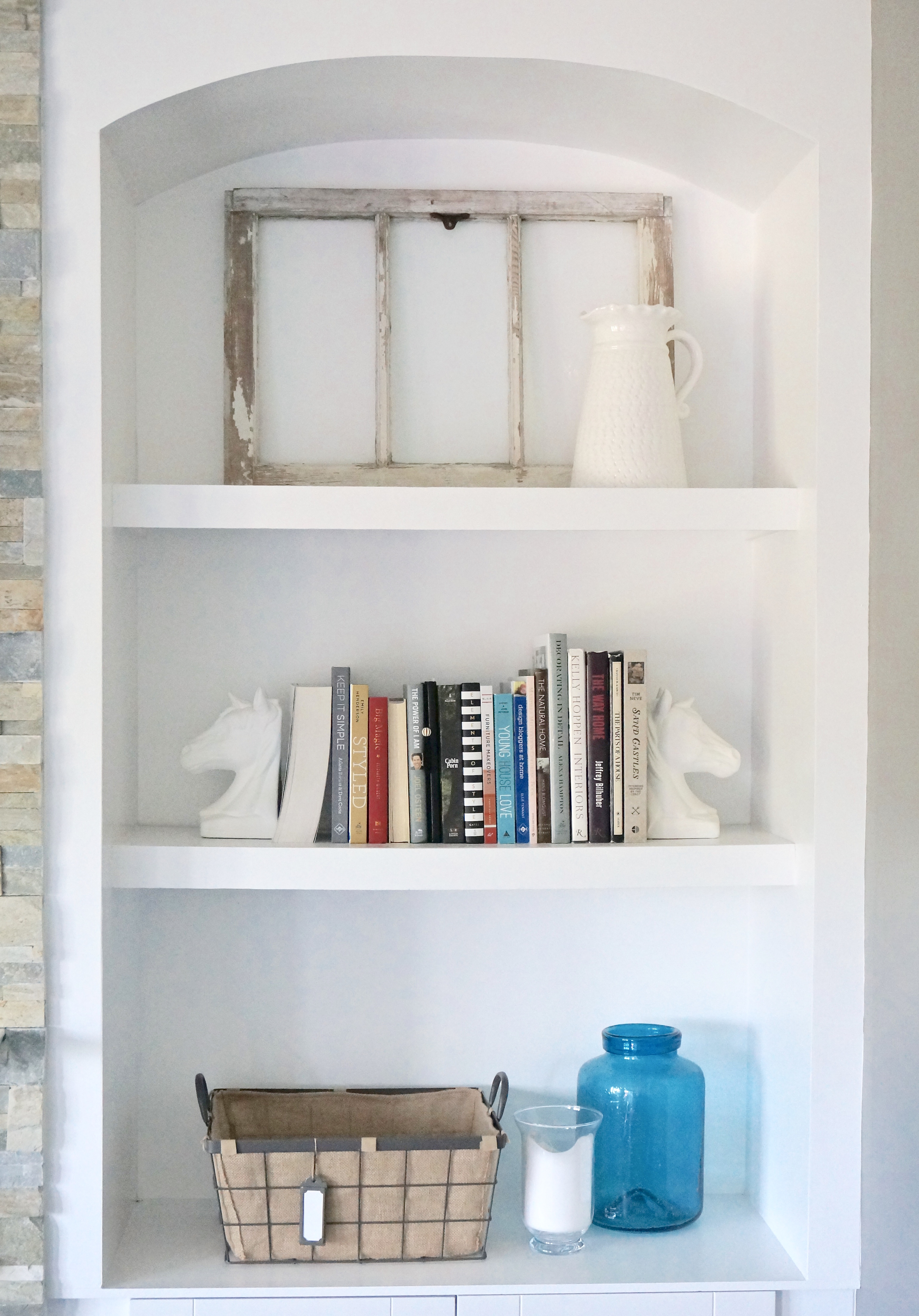Old Shelf Right