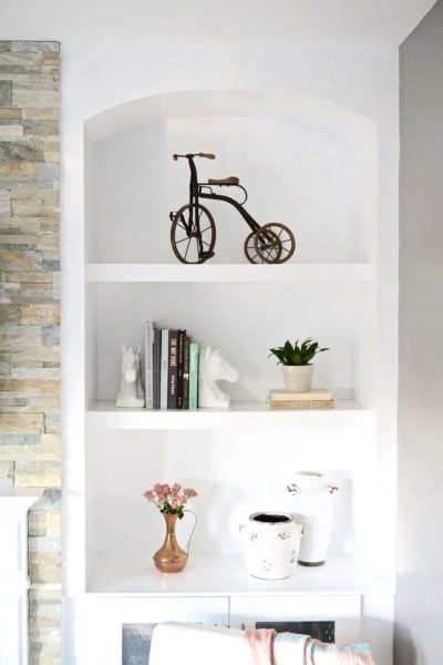 Styling Your Bookshelf