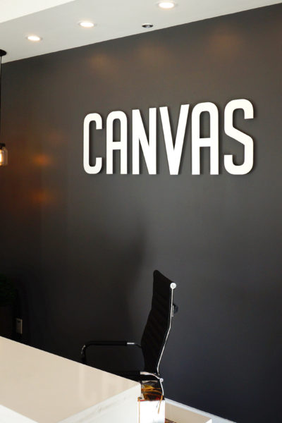 Exclusive CANVAS Showroom Tour