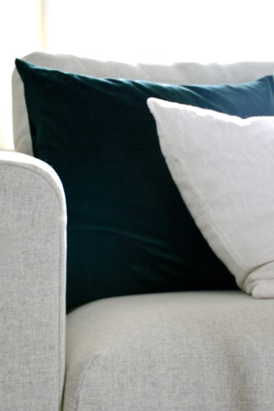 Check Out Our New Loveseat: The Vimle
